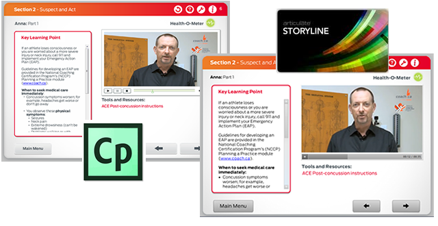 One Tutorial Two Tools Adobe Captivate 6 Vs Articulate Storyline